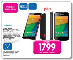 Makro Cellphone Deals
